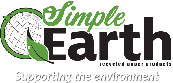 Simple Earth Recycled Paper Products - Supporting the Environment